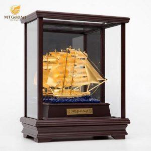 Mô hình thuyền buồm 3