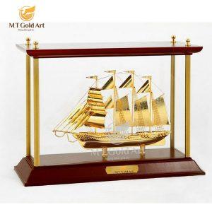 Mô hình thuyền buồm 5